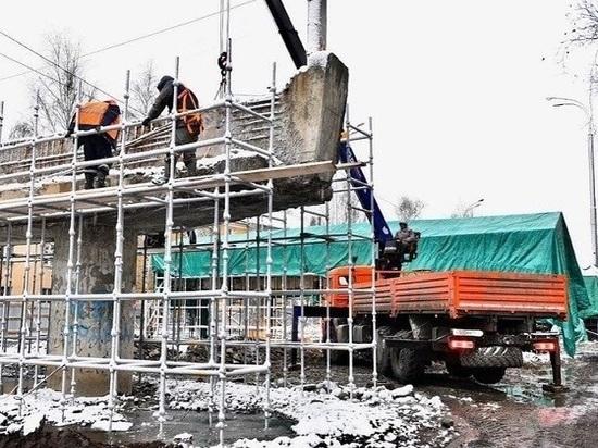 Добрынинский мост в Ярославле перешел в новую фазу ремонта