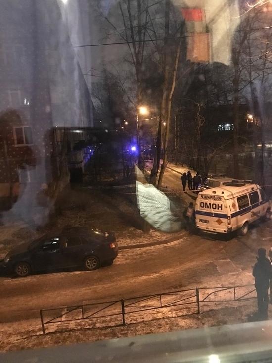 Из-за гранат в квартире эвакуировали дом на улице Карпинского