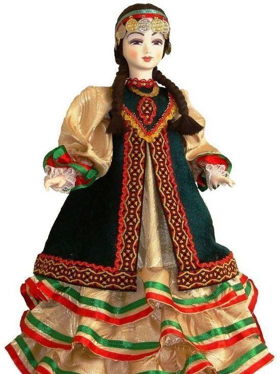 В Уфе мастера костюмов посоревнуются в создании национальной одежды