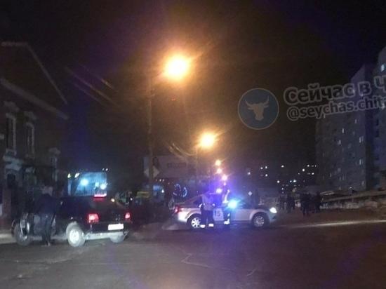 Полиция разыскивает «заминировавшего» торговый центр в Чите