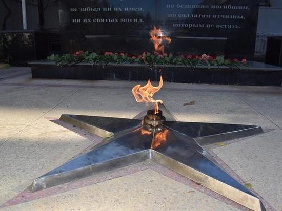 На Северном Кавказе росгвардейцы почтили память погибших при исполнении долга