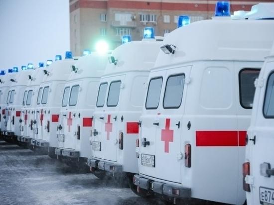 В Волжском лихач сбил пенсионерку на пешеходном переходе