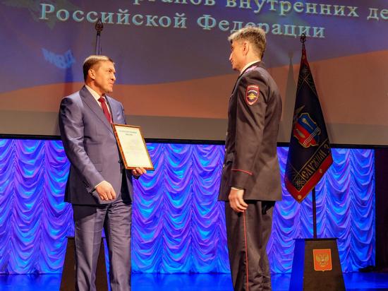 Ивановские полицейские отмечают профессиональный праздник