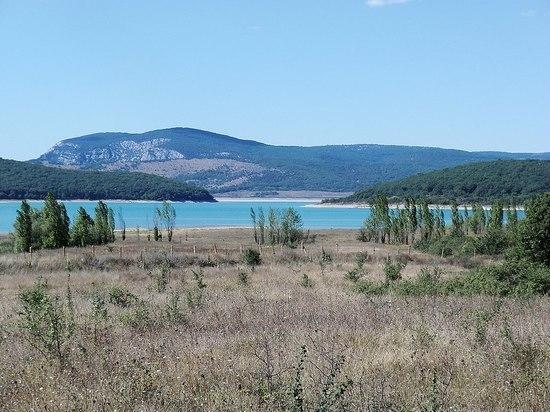 В Крыму из-за засухи пересохли главные реки