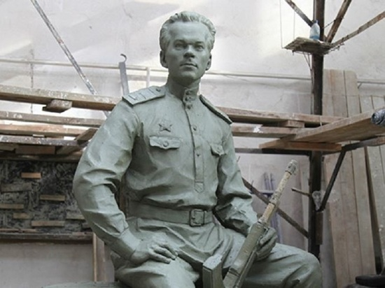 Памятник Калашникову установят в Петербурге