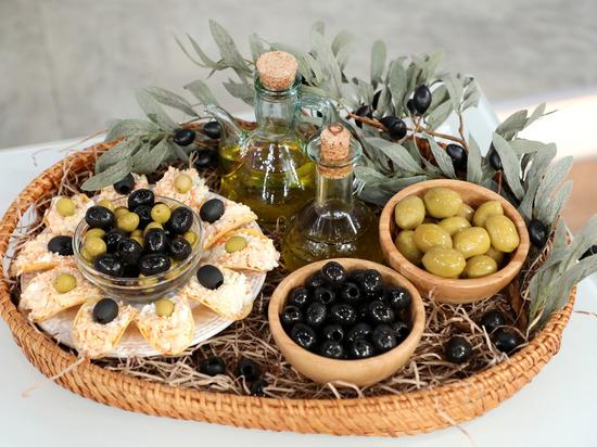 Три уникальных свойства оливок для укрепления здоровья