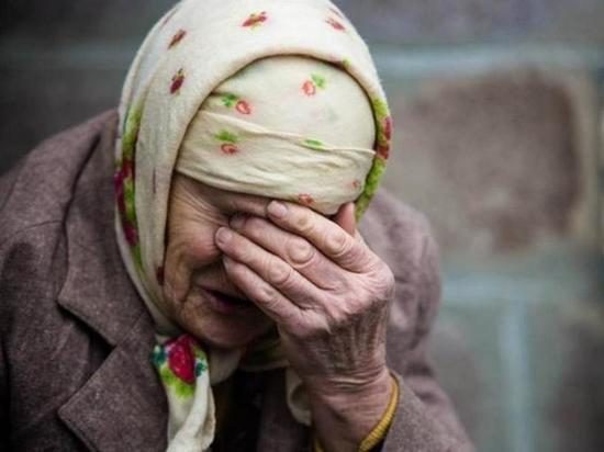 Безработный мужик ограбил старушку в Северодвинске