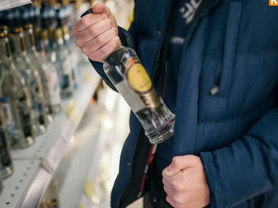 Двадцатилетний страждущий может сесть за украденную бутылку