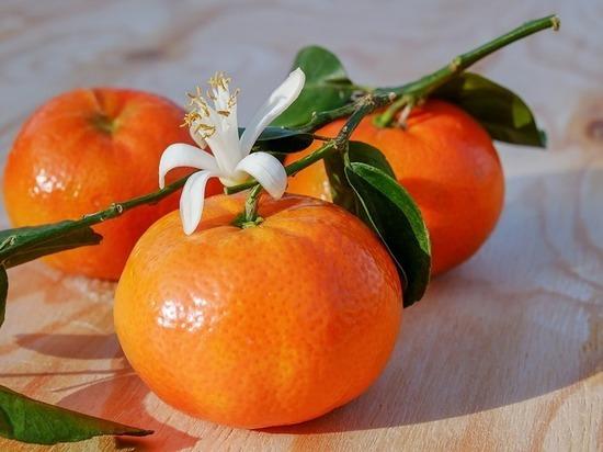 Врач-диетолог назвала вредные и полезные свойства мандаринов