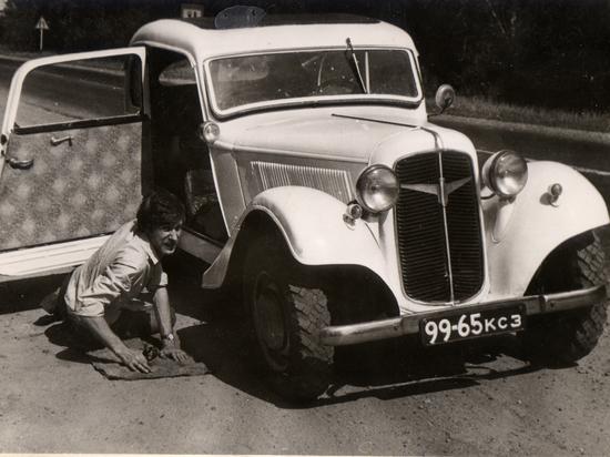 Мужской клуб: какими ретро-автомобилями могла похвастаться Карелия