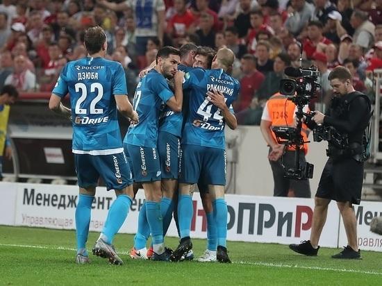 Гол Азмуна принёс «Зениту» победу над «Арсеналом» вматче РПЛ