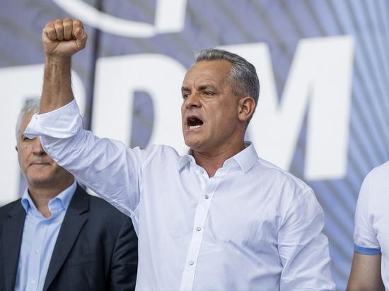 Молдавия рискует остаться без правительства и парламента