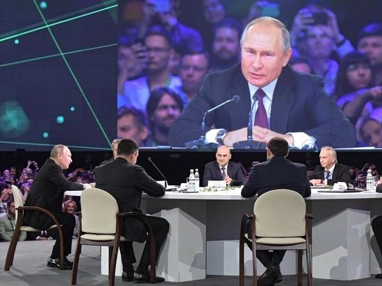 Путин рассказал, кто вынесет приговор нынешней власти