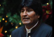 Армия Боливии призывает Моралеса уйти в отставку