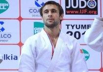 Рязанский самбист Уали Куржев выиграл чемпионат мира