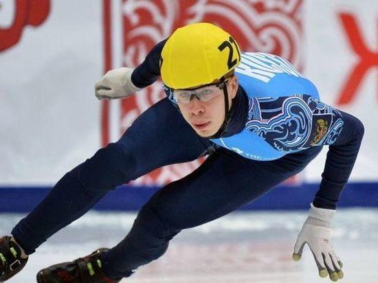 На счету конькобежца Семена Елистратова еще две медали Кубка мира