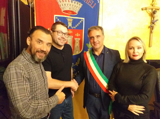 Наша ассоциация Il Mondo Culturale - Культурный Мир образовалась 31 декабря в 2010 году в...
