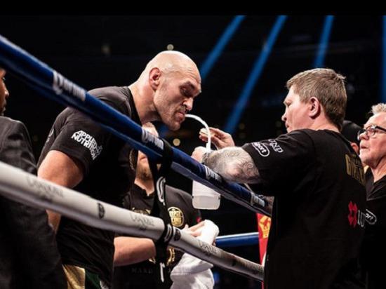 Фьюри пообещал побить всех тяжеловесов ММА: в UFC смеются над боксером