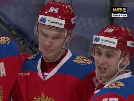 Троица хоккеистов «Авангарда» сыграла за первую сборную страны