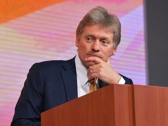 Песков сообщил, что Путин в курсе убийства аспирантки в Петербурге