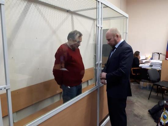 Олег Соколов, убивший Анастасию Ещенко, завыл в суде