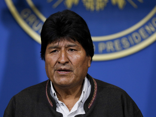 Российские параллели в отставке президента Боливии Моралеса: неудобная ситуация