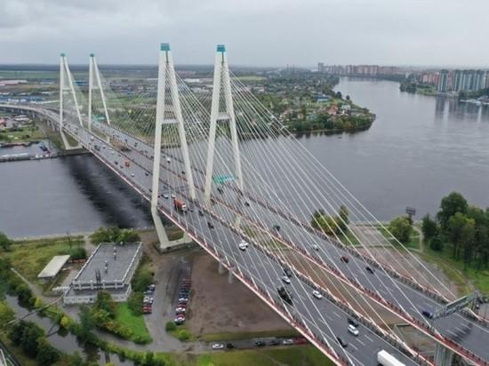 Ремонт Вантового моста завершили досрочно