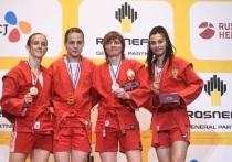 Кубанские спортсмены стали чемпионами мира по самбо