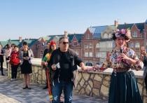Железноводск посетили иностранные журналисты
