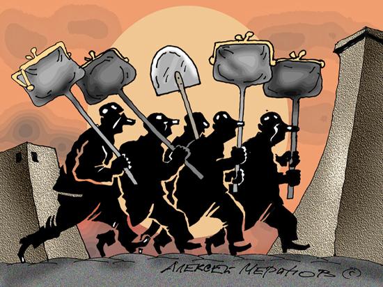 Власти начали борьбу с наличными деньгами: «Закручивание гаек продолжится»