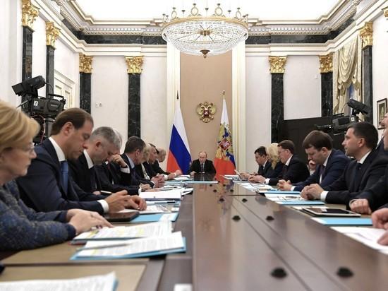 Путин предупредил министров о «самостреле»