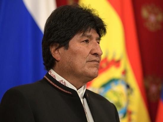 Эксперт нарисовал будущее свергнутого в Боливии Моралеса