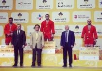 Тамбовская пара стала чемпионами мира по самбо