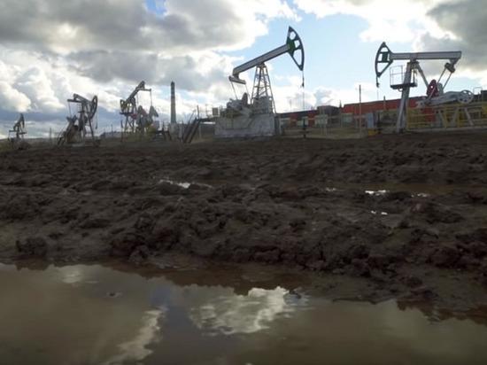Нефтедобыча в России оказалась одной из самых дорогих в мире