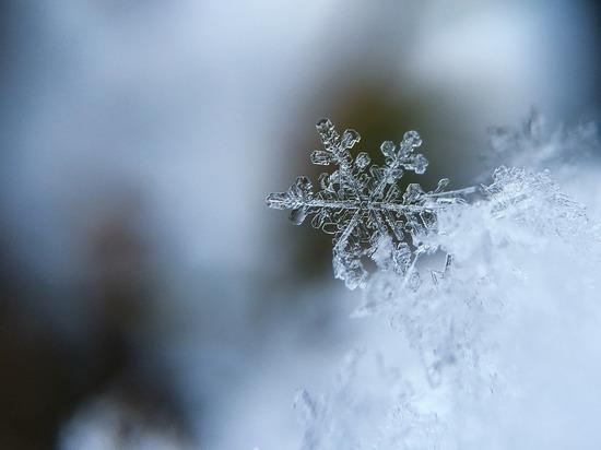 Холод и снег: синоптики рассказали о погоде в Новом Уренгое