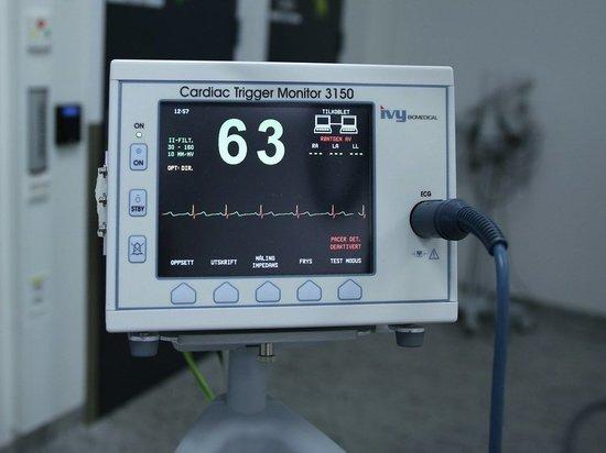 В башкирский кардиоцентр поступило оборудование стоимостью более 1 млн