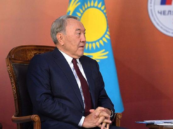 Назарбаев выступил с предложением организовать встречу Путина и Зеленского