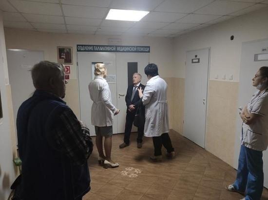 Скандальные условия в сочинской больнице: правда или вымысел