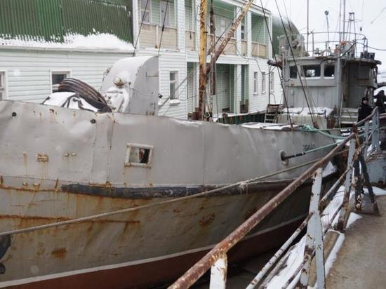 У архангельского пенсионера арестовали судно за долги перед ростовщиком