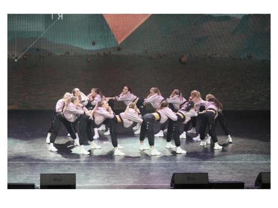 Танцоры из Серпухова стали лучшими на международном фестивале «Гравитация»
