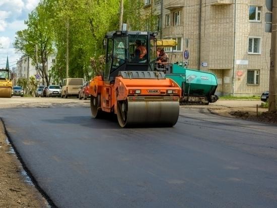 Опубликован перечень дорог, которые отремонтируют в Кирове в 2020 году