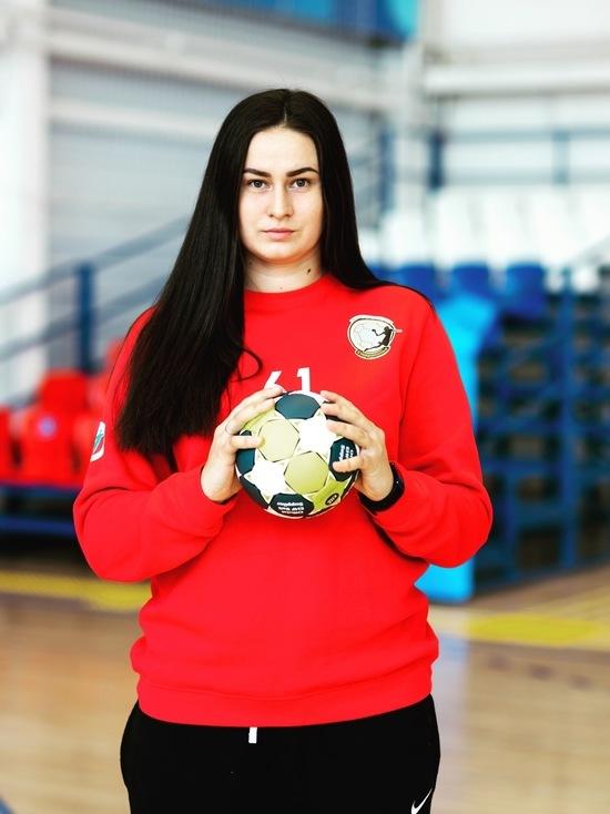 Марина Гуторова: «Для вратаря главное – ум»