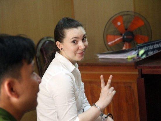 Ростовчанка осужденная за перевозку наркотиков останется отбывать наказание во Вьетнаме