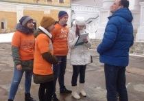 Волонтеры «Ростовского кремля» приняли участие в акции «Музей против коррупции»