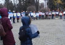 Куряне митинговали против высотной застройки исторических кварталов