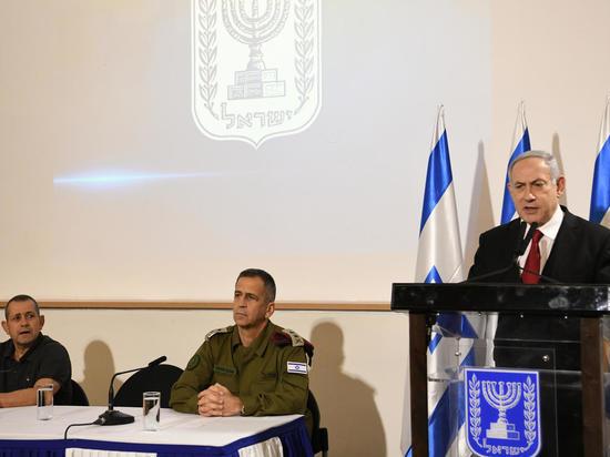 Премьер-министр, начальник Генштаба ЦАХАЛа и глава ШАБАКа сделали совместное заявление для прессы