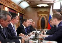 Дмитрий Медведев опробовал новый формат совещаний с чиновниками