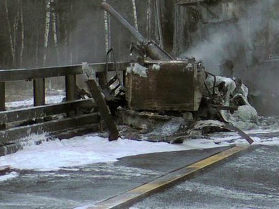 Подробности ДТП с тремя погибшими в Подмосковье: «Останки виднелись из окон»