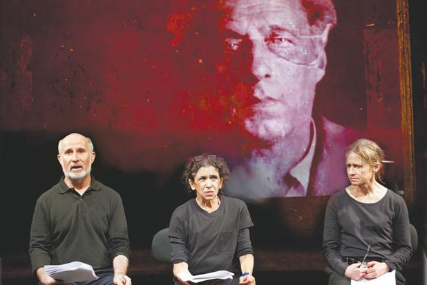 В двух столицах открывается фестиваль нового европейского театра