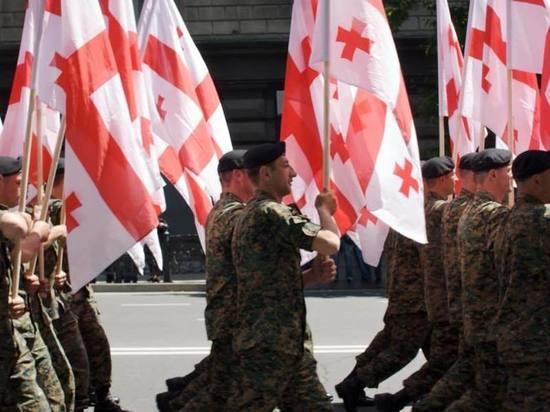 Министр обороны Грузии: страну не пускают в НАТО из-за России